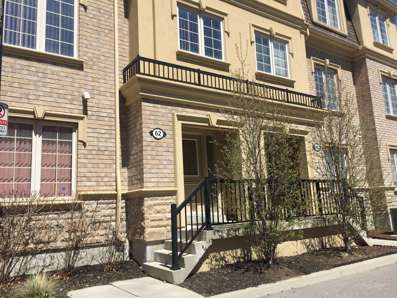 Townhomes Of 1250 St Martins Drive Pickering Ontario